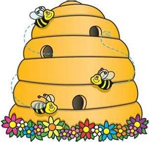 Bees are BUSY creating.  You are busy because you are creating __________.